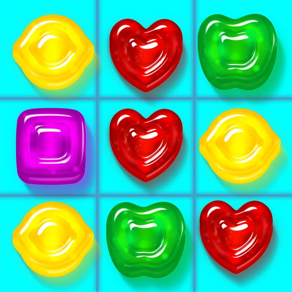 Gummy Drop! Combina y Restaura