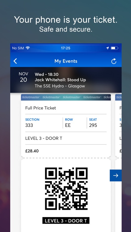 Ticketmaster UK screenshot-3