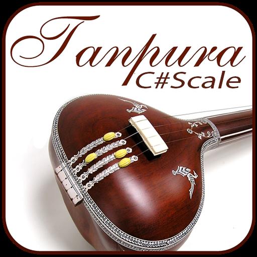 Tanpura C# Scale