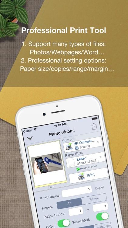 Quick Print Lite screenshot-3