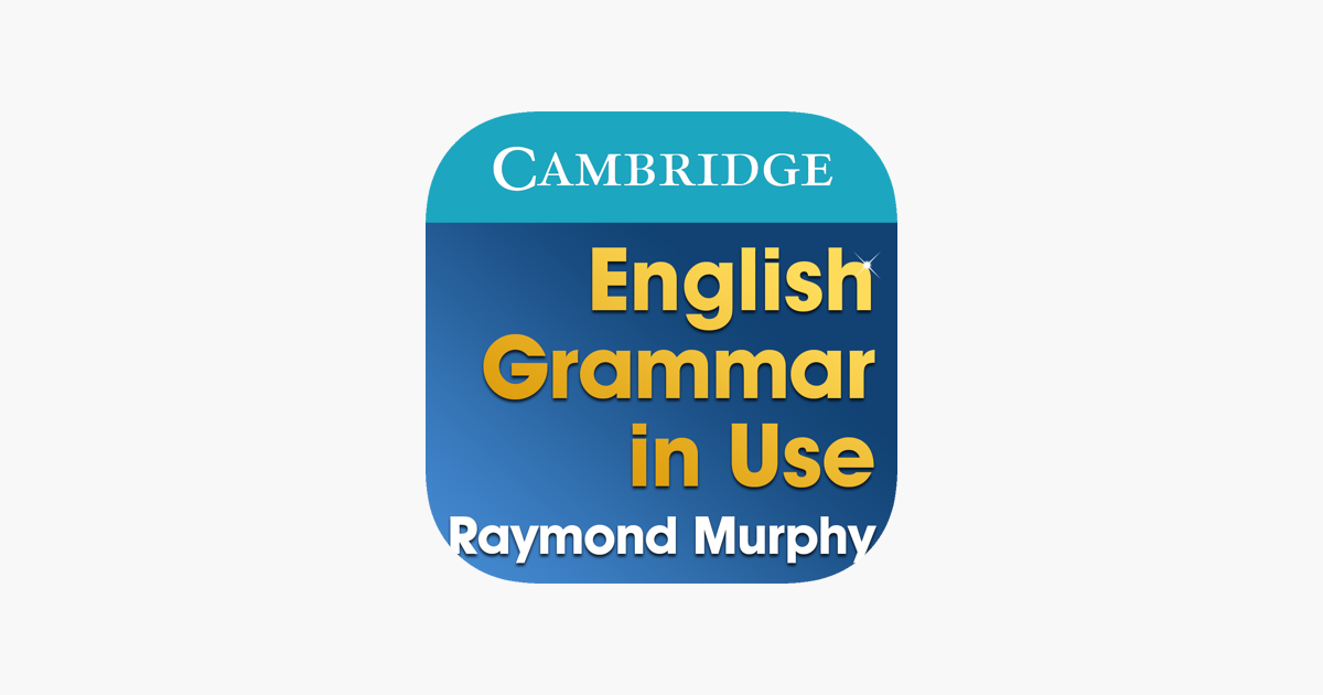 English Grammar in Use: Sample on the App Store