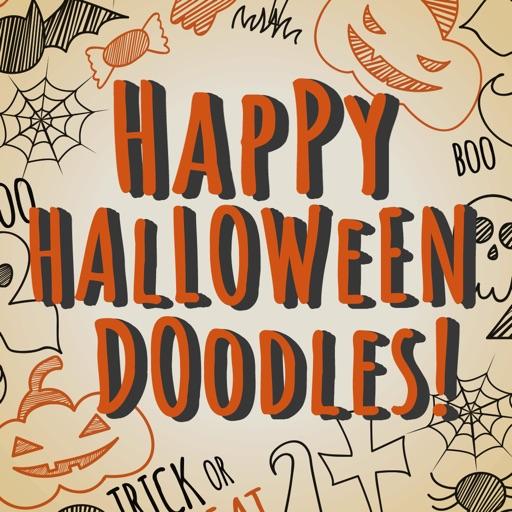 Happy Halloween Doodles