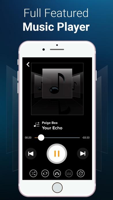 Offline Music - Screenshot
