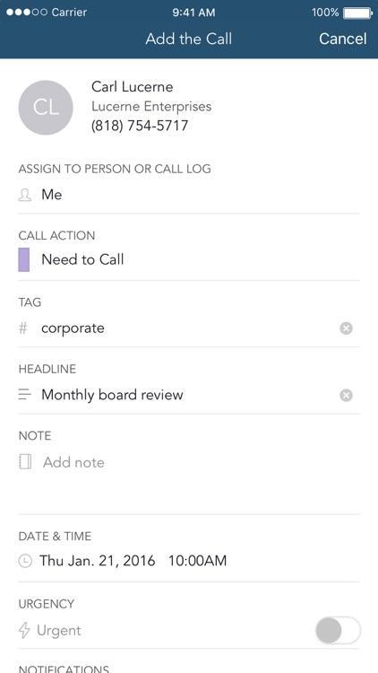 CallPlease screenshot-3
