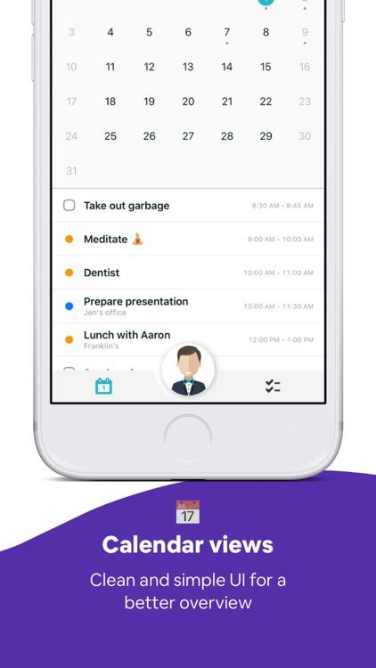 Butleroy: Calendar & To-do screenshot-8