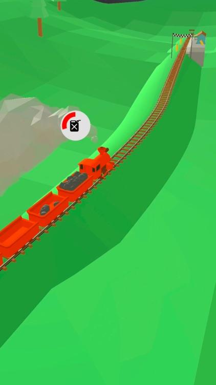 Off the Rails 3D screenshot-4