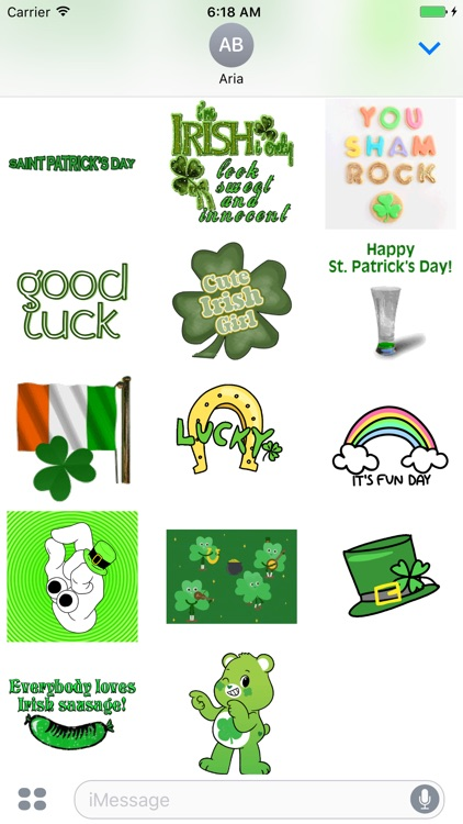 Animated Saint Patrick's Day