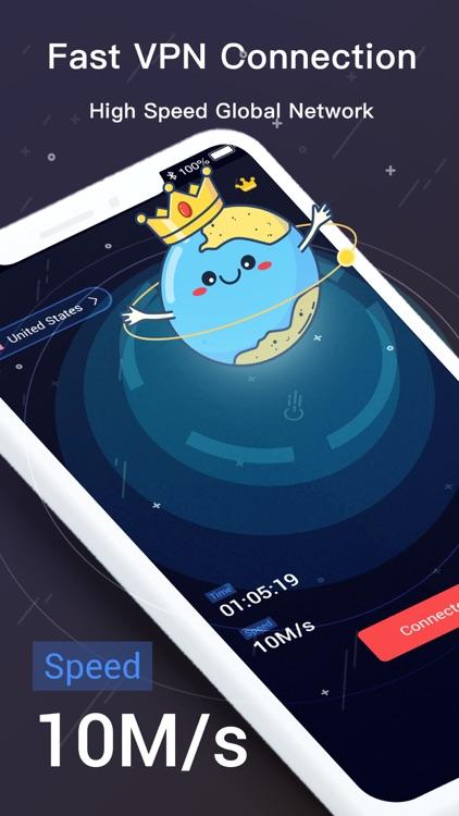Surfree VPN-Unlimit Fast Proxy
