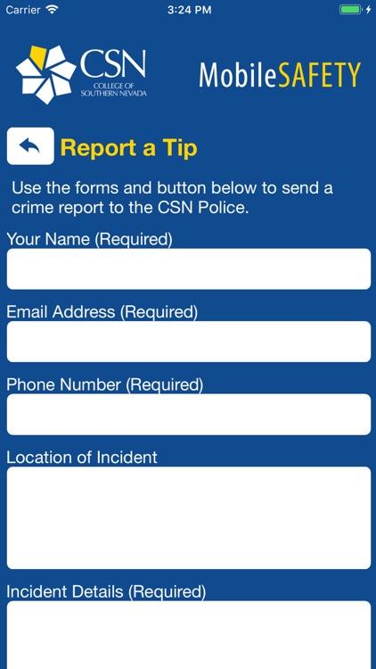 Mobile Safety - CSN screenshot-3