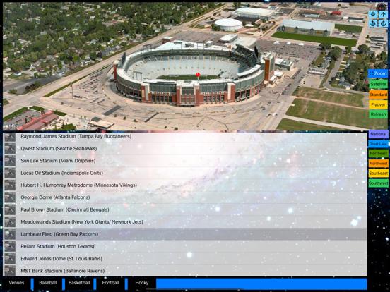 3D Sports Stadiums Lite screenshot 11