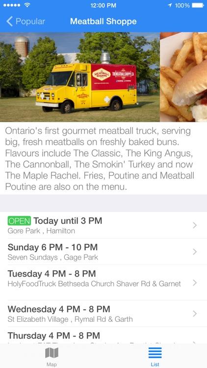 Street Food Toronto