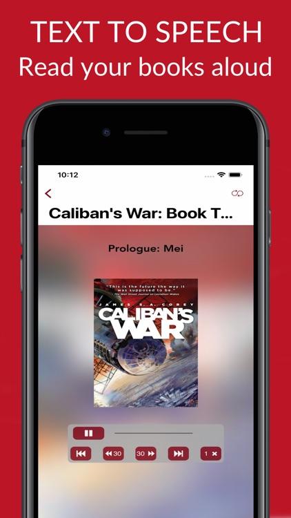 Librairie - Ebook Cloud Reader screenshot-4