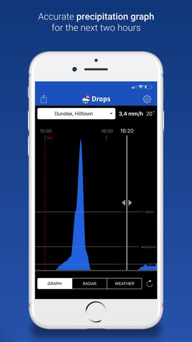 Drops - The Rain Alarmのおすすめ画像3
