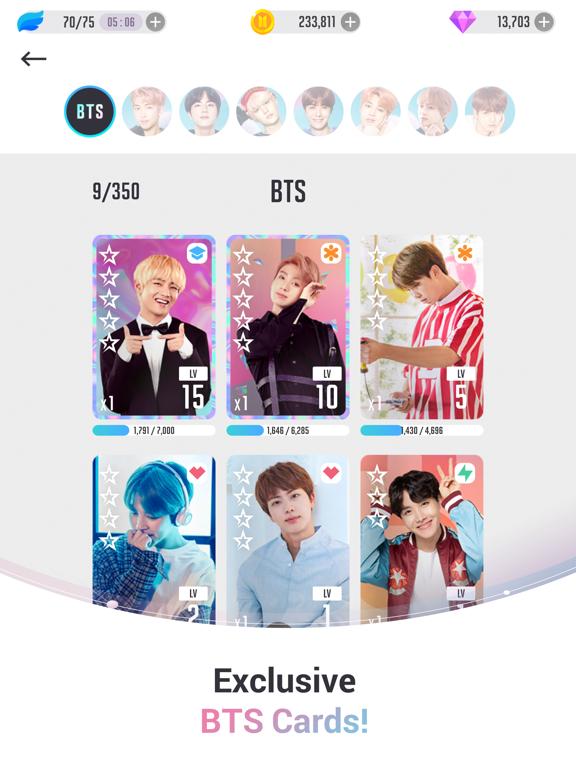 BTS WORLD iPad app afbeelding 6