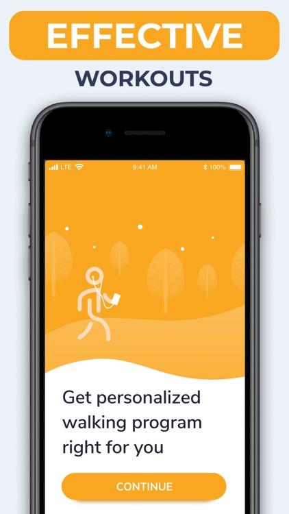 BetterMe: Walking Workouts screenshot-4