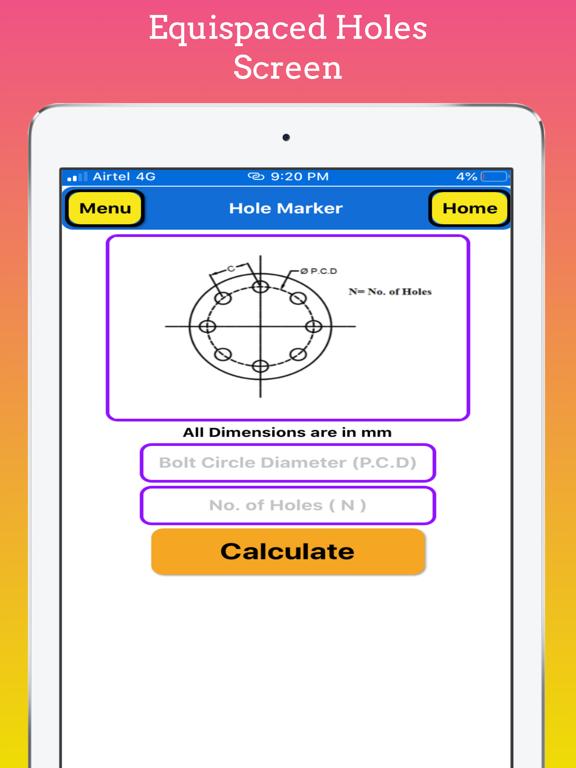 Flange Hole Marker Pro screenshot 9