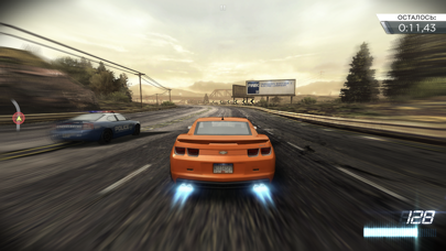 Screenshot for Need for Speed™ Most Wanted in Russian Federation App Store