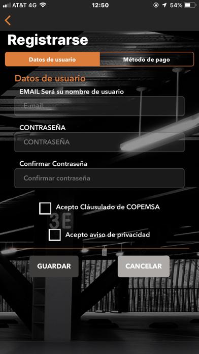 Copemsa MovilCaptura de pantalla de2
