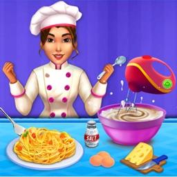 Pasta Cooking Fiesta Cuisine