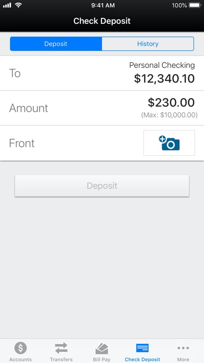 Pittsford FCU Mobile Banking screenshot-7