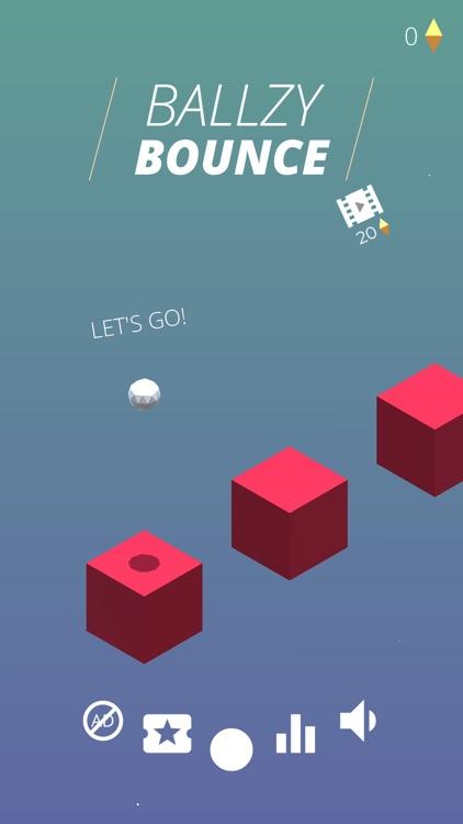 Ballzy Bounce screenshot-0
