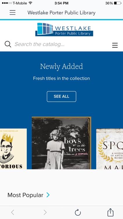 OverDrive: eBooks & audiobooks screenshot-4