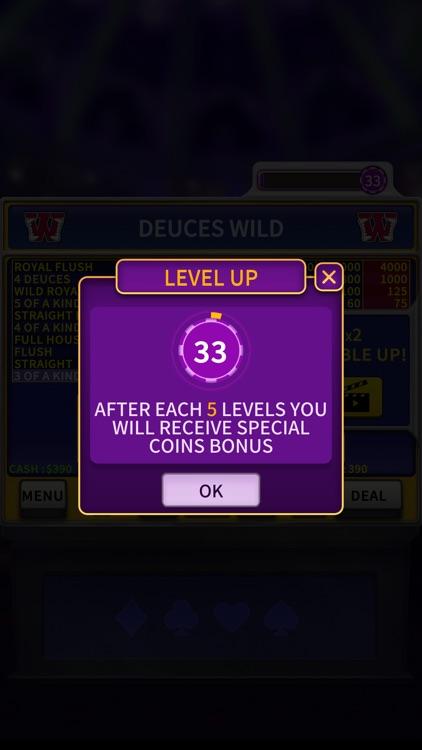 Video Poker High Limit screenshot-4