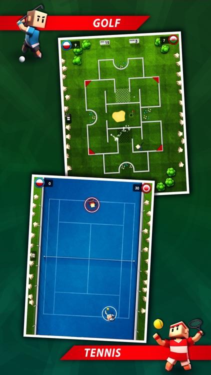 Flick Champions Classic screenshot-3