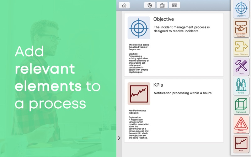 Sensus Process Modeler for Mac