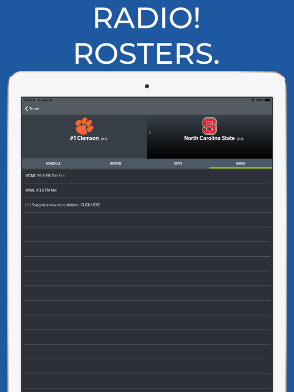 NC State Football App | Apps | 148Apps