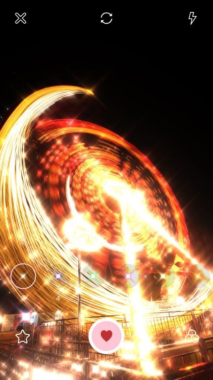 Glitter Cam-Sparkle for Kira screenshot-7
