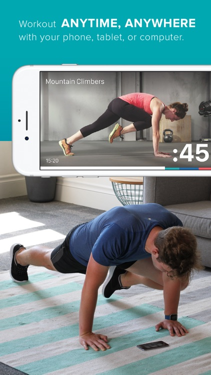 Fitbit Coach screenshot-3