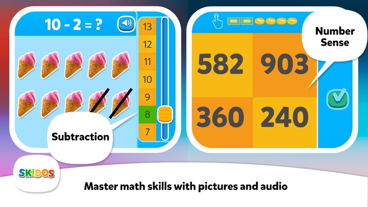 Math Games For Kids,Boys,Girls screenshot-2