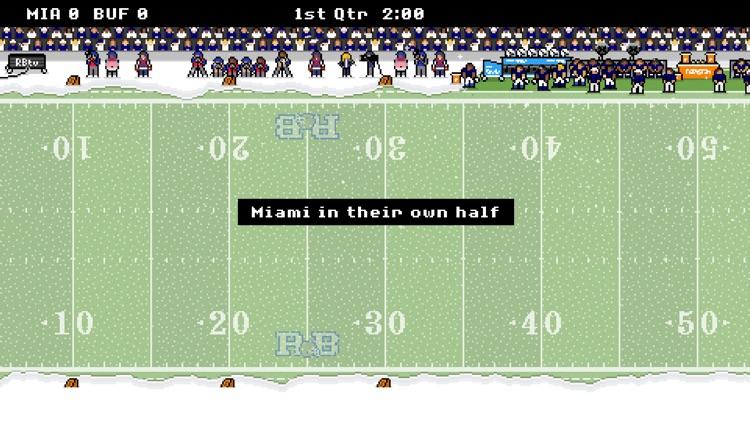 Retro Bowl screenshot-4
