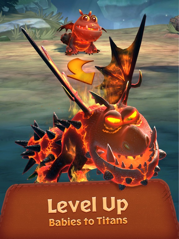 Dragons: Titan Uprisingのおすすめ画像5