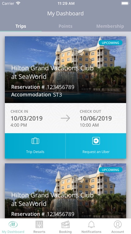 Hilton Grand Vacations screenshot-0