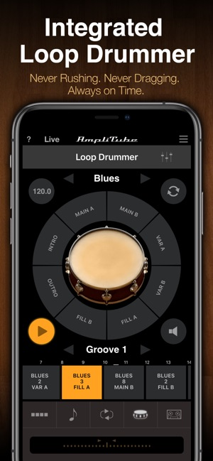 AmpliTube CS im App Store