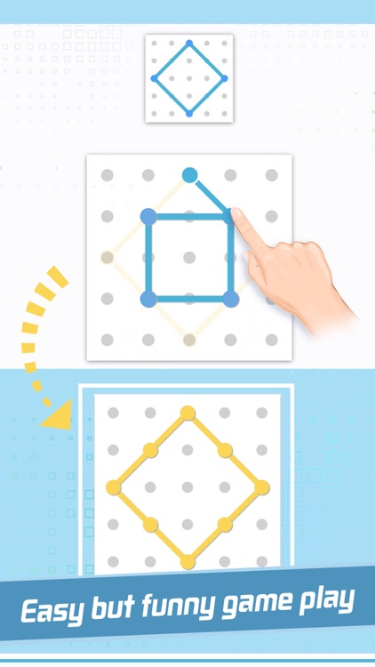 Hello Lines - relaxing puzzles screenshot-3