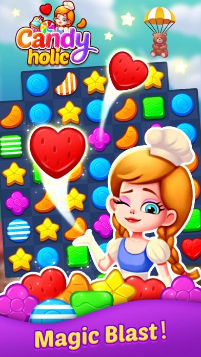 Candy holicのおすすめ画像1