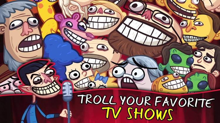 Troll Face Quest TV Shows screenshot-4