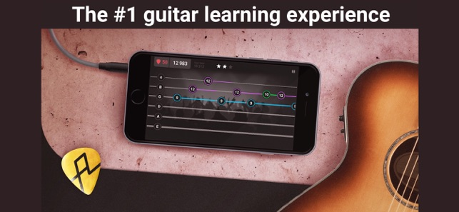 Learn Guitar - Amped Guitar on the App Store