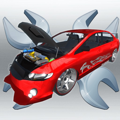Baixar Reparar Carro: Custom Mod LITE para iOS