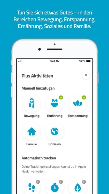 BARMER Bonus-App screenshot-4