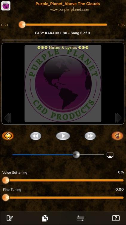Karaoke Easy Listening Player screenshot-6