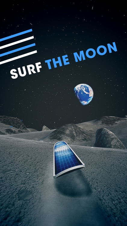 Moon Surfing screenshot-0