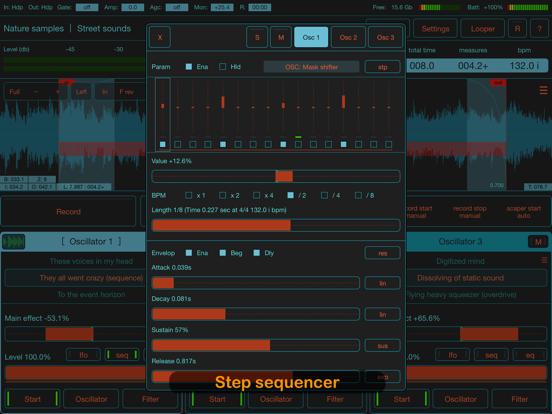 FieldScaper Screenshots