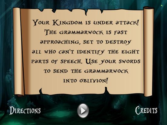 Grammarwocky 2020 screenshot 3
