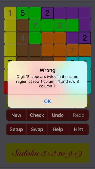 Logi5Puzz+ 3x3 to 16x16 Sudokuのおすすめ画像7
