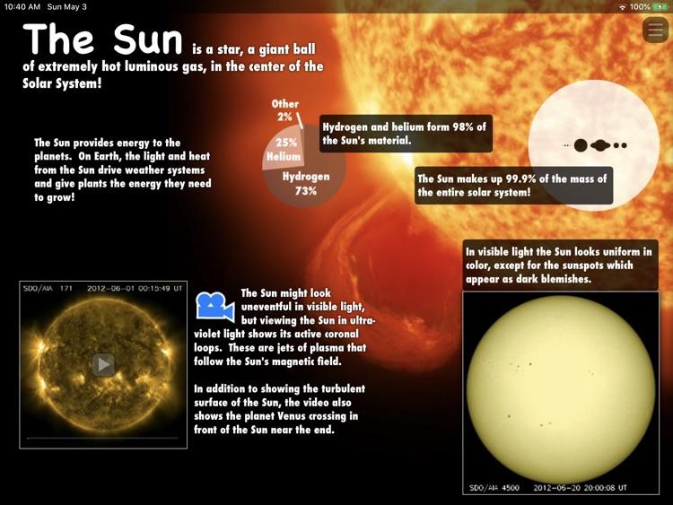Solar System (Lite) screenshot-4
