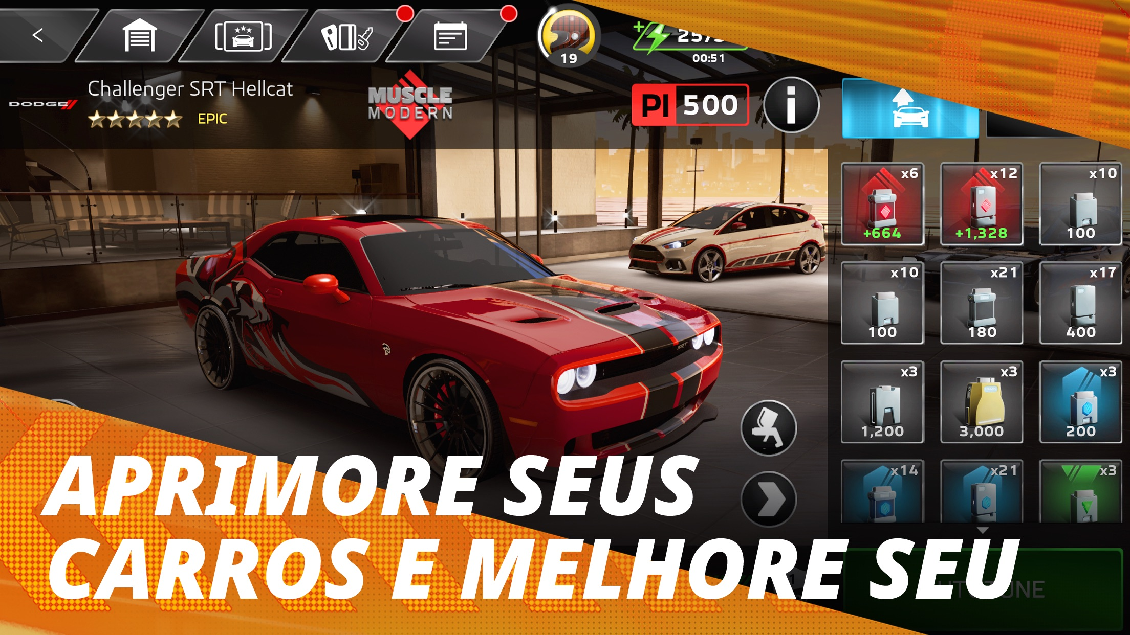 Screenshot do app Forza Street